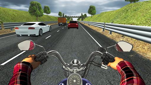 VR Ultimate Traffic Bike Racer 3D  screenshots 27