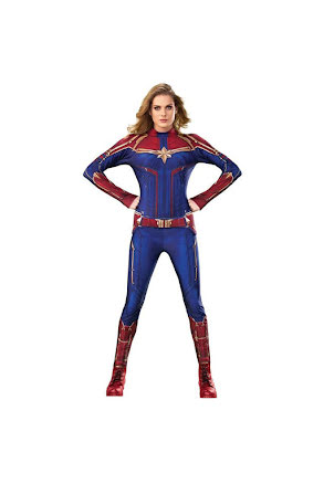 Dräkt, Captain Marvel