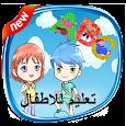 تعليم اللغة الانجليزية للاطفال - لعبة تفاعلية ABC icon