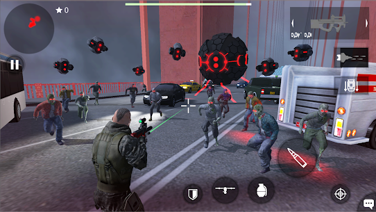 Earth Protect Squad: Third Person Shooting Game Mod 1.86.46b Apk [Free Shopping] 2