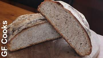 Oatmeal No Knead Bread Recipe