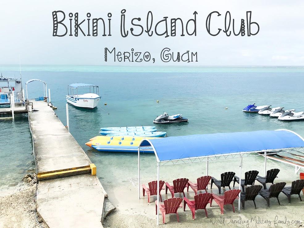 Bikini Island Club - Merizo, Guam