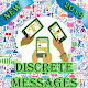 DISCRETE MESSAGES for PC-Windows 7,8,10 and Mac