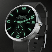 Watch Face Night Diver Android APK Download Free By Aarieer