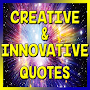 CREATIVE AND INNOVATIVE QUOTES APK icon