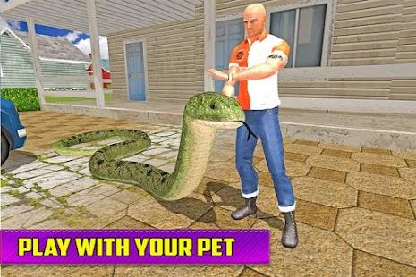 Pet Animal Transport Driving screenshot