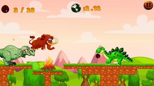Jungle Mammoth Run screenshot 6