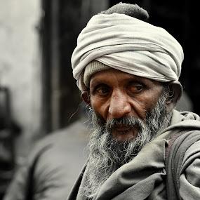 I am a Jaipurian by Azmi Han - People Portraits of Men