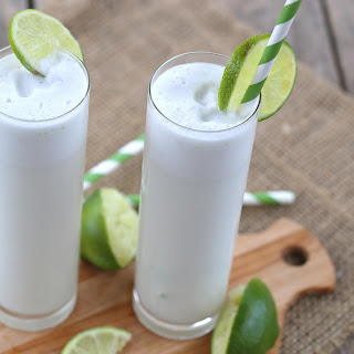 Coconut Lime Coolers.