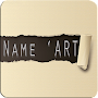 Name Art APK icon