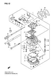 Dräneringsskruv Suzuki