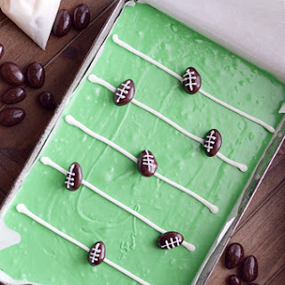 Football Field Fudge