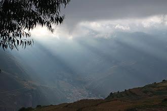 Photo: Amanecer sobre Lamay Huchuyqosqo (27 y 28 - Abril - 2013) Cusco