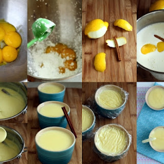 Leite Creme (Portuguese Milk Custard)