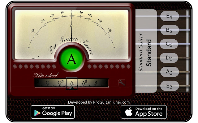 Pro guitar tuner for android apk download.
