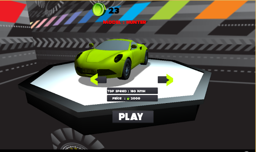 Turbo City Traffic Racing
