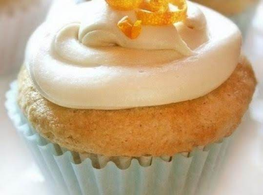 Frosted Orange Creme Cupcakes G-f Recipe