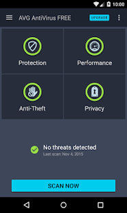 AntiVirus FREE - Security Scan- screenshot thumbnail