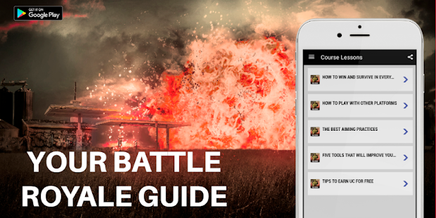 Download 2020 helper for PUBGe battle royale on mobile For PC Windows and Mac apk screenshot 3