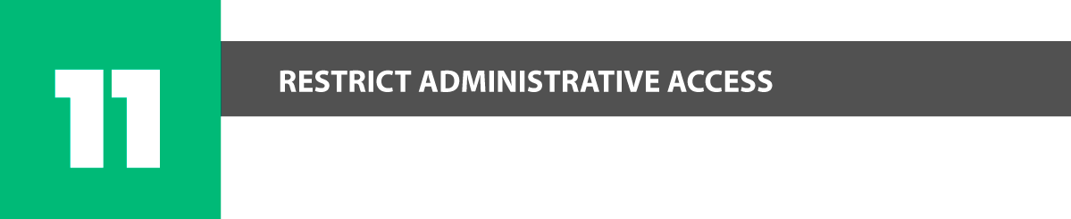 plesk security restrict administrative access