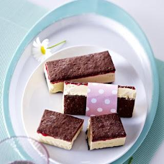 Caramel Ice Cream Cookie Sandwiches