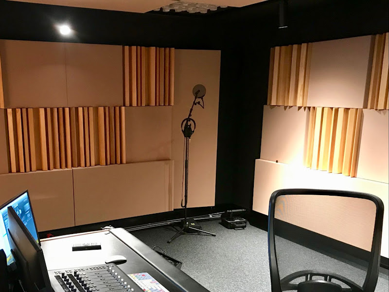 Nieuwe audio post production studio voor Zodiak Belgium