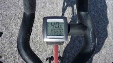 Photo: Good speed along this section with perfect tailwind
