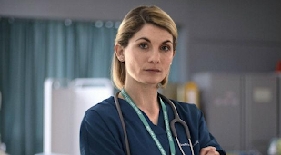 Jodie Whittaker's medical training for Trust Me