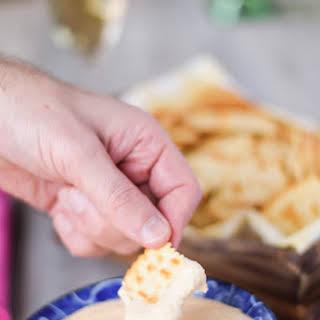 Warm Creamy Crab Dip.