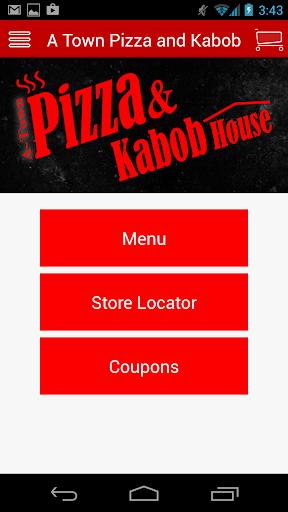 A-Town Pizza Kabob House