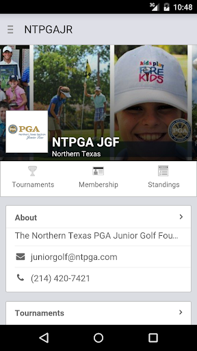 Northern Texas PGA Junior Tour