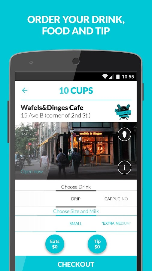 CUPS- screenshot