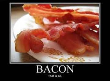 BACON LOVERS UNITE