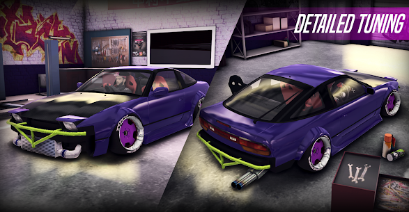 Drift Tuner 2019 Mod Apk (Unlimited Gold/Currency) 5