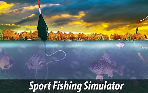 Pêche au lac APK MOD – Pièces Illimitées (Astuce) screenshots hack proof 1