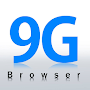 9G Speed Internet Browser- Super Fast - Small APK icon