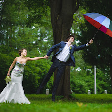 Wedding photographer Artem Grinev (GreenEV). Photo of 05.09.2014