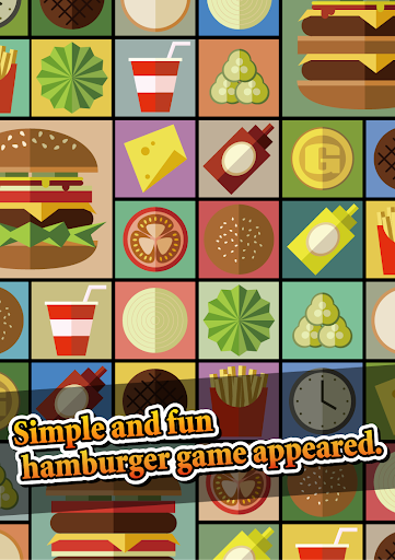Flat Burger Cooking Games