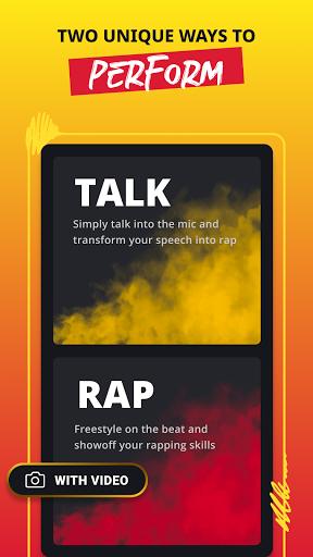 AutoRap by Smule u2013 Make Raps on Cool Beats 2.6.3 Screenshots 2