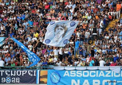 ? Les supporters de Naples sont chauds avant le choc face à la Juventus Turin
