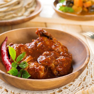 Indonesian Rendang Curry with Chicken Recipe