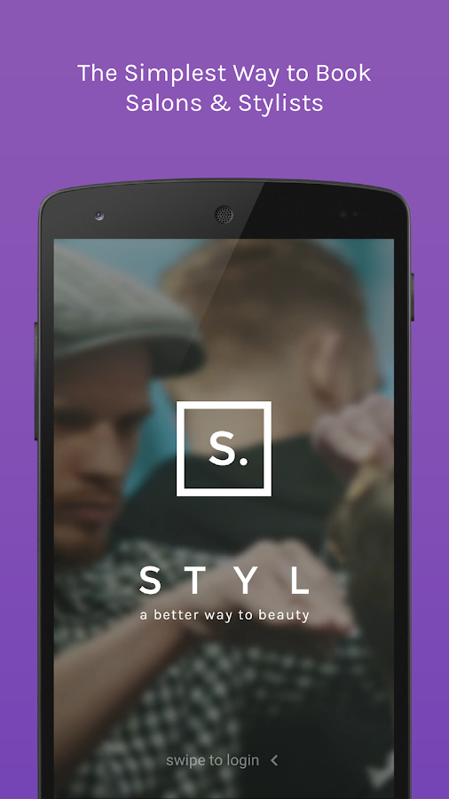 Styl - Book Salon Appointments- screenshot