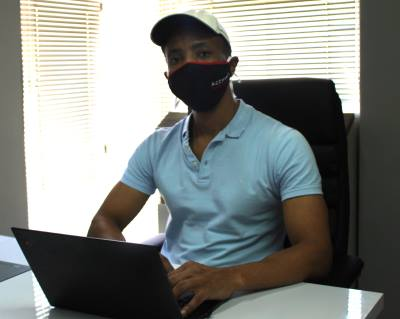 Mandla Ngcobo, CEO of Accelerit.