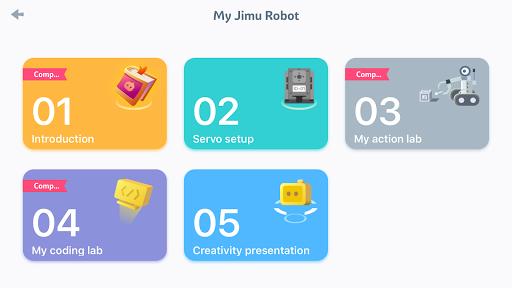 JIMU 3.9.1.1247 Screenshots 5