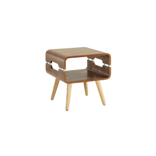 Jual JF704 Walnut Lamp Table