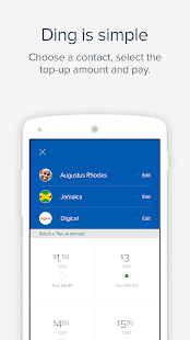 Ding TopUp: Mobile Recharge- screenshot thumbnail
