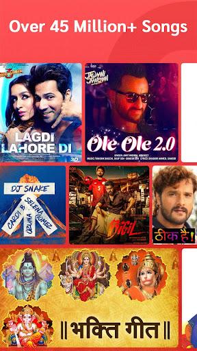 Gaana Music Hindi Tamil Telugu Songs Free MP3 App screenshot 2
