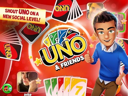 UNO ™ & Friends Screenshot 1