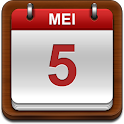 Nederland Kalender 2016 icon
