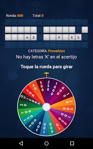 Suerte de Ruleta (español)